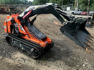 New 2019 Cormidi Usa Cmf C1500 Mini Skid Steer Dingo
