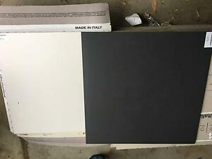 New Italian Tiles White and Grey 600 x 600 Kurrajong Hawkesbury Area Preview