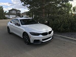 $50,000!!!! Open to trades.2015 BMW 435i coupe m pkg 6spd manual