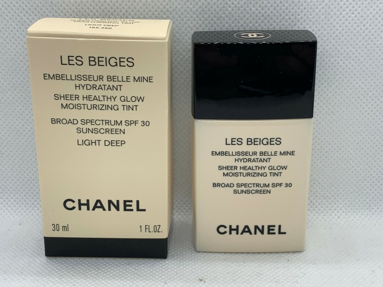les beiges sheer healthy glow moisturizing tint