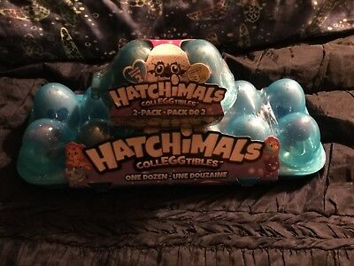 Hatchimals Colleggtibles 12 Pack Egg Carton Season 2 W  2 Pack Citrus    Coasts