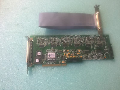 United Electronic Industries Powerdaq Pd2 Ao 32 16 32 Channel Pci Card