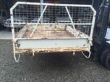 Hzj75 toyita landcruiser ute tray back steel tray $400 Bundamba Ipswich City Preview