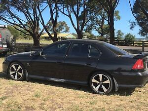 2005 vz Holden commodore sv6 Rosedale Wellington Area Preview