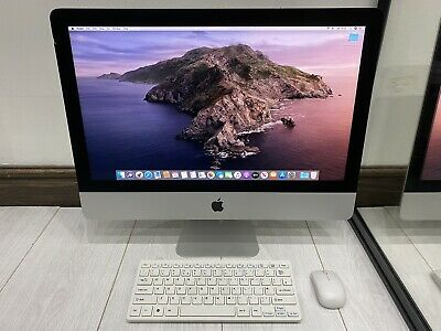 "Apple iMac 21.5"" Mid 2014 - 500GB HDD 8GB Ram - 1.4GHz Intel Core i5 - Free P&P!"