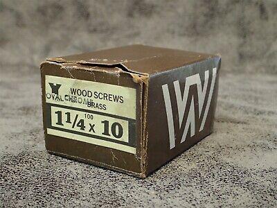 Box of 100, Whitney 1-1/4