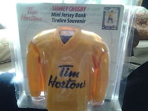 Sidney Crosby Collectable Bank
