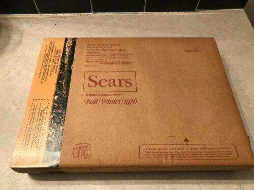 NOS 1976 Sears Roebuck & Co. Catalog FALL / WINTER