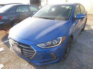 2018 Hyundai Elantra GL SE- ONLY 12K! LEATHER INT! BACK-UP CAM!