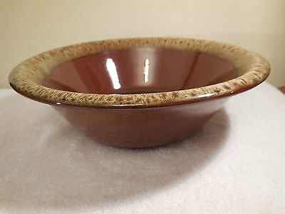 Vintage - Brown Drip Pottery 10