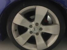 SSZ/CV8 Holden rims, Wheels, Tyres Pimpama Gold Coast North Preview