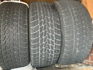 Open country winter tires 255/55R18