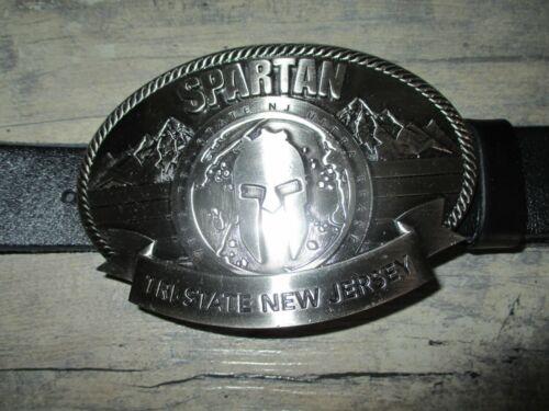 Spartan Race Ultra Beast Buckle on Belt