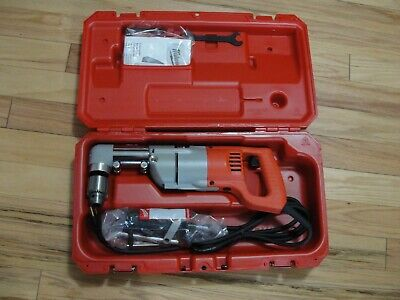 Milwaukee 3002-1 12 Right Angle Drill New Open Box