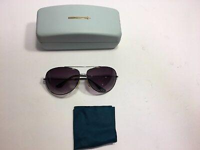 Calvin Klein Men Women Aviator Sunglasses R110S 033 67-12-125