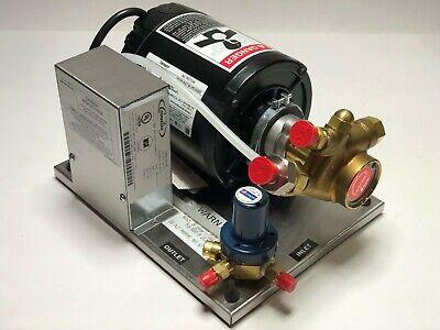 New Cornelius Intelli-carb Horizon 620408124 Carbonator Pump Motor 13hp