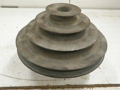 4 Step Motor Pulley From A Craftsman 103 Series 13 12 Drill Press
