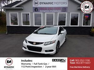 2013 Honda Civic Si HFP EDITION! CLEAN! NO ACCIDENTS!