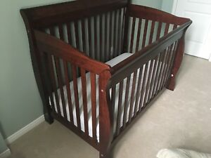Crib and Change Table (buy separate or together)