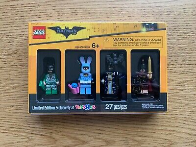 LEGO Bricktober 5004939 LEGO Batman Movie Minifigures *Brand New & Sealed*