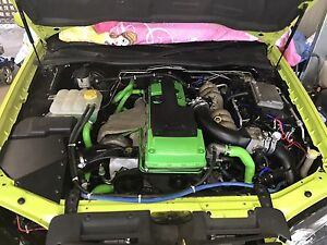580rwhp ford xr6 turbo cheap for quick sale Yamanto Ipswich City Preview