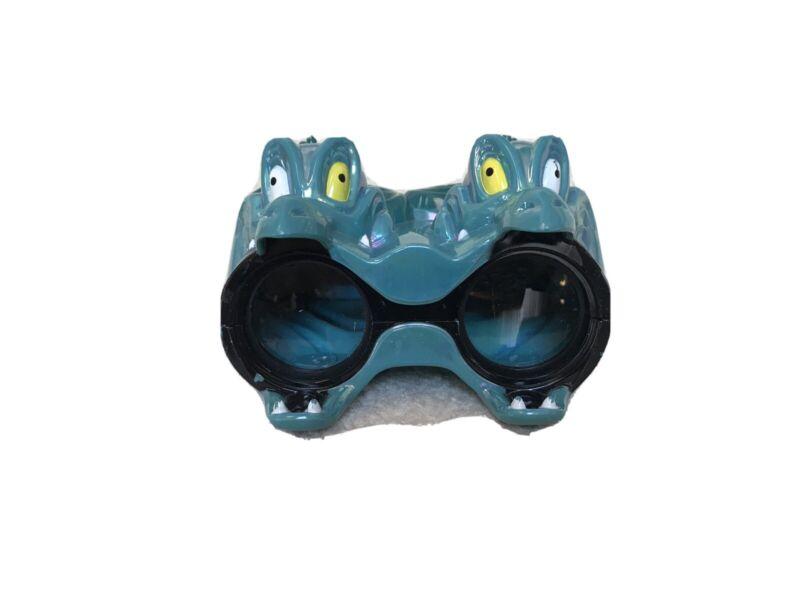 Flotsom &Jetsam Binoculars Ursula Pet Eels Disney On Ice Little Mermaid Toy 1998