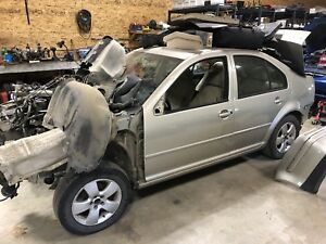 2004 Jetta  GLS TDI — going to scrap yard end of November