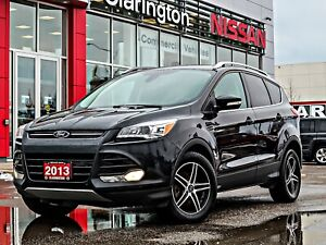 2013 Ford Escape Titanium Leather Sunroof AWD FREE Delivery