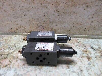 Northman Pressure Reducing Valve Model Mpr-02p-0-20 Mfg 8052 Cnc