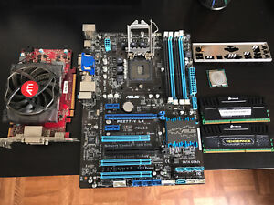 Pc parts for sell