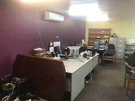 Office space for lease. Less than 10 minutes from Brisbane CBD