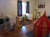 The Little Squirrel's Nest Home Daycare in Perth Road