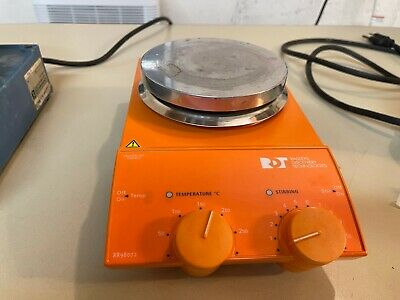 Ikamag Ret Hot Plate Magnetic Stirrer Stirs Ok But No Heat