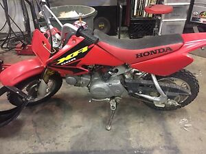Honda xr 50 mini bike kids or adults