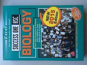 Biology - Excel Success One Shortland Newcastle Area Preview