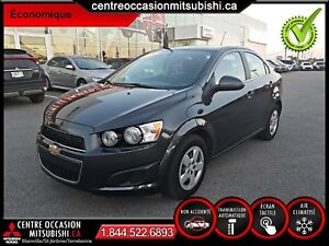 Chevrolet Sonic LT 2016, AIR CLIM, BLUETOOTH, CRUISE, ECRAN TACT