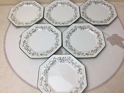 "Johnson Brothers Eternal Beau 6 x Side / Tea Plates Superb Condition 6"""
