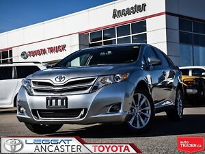 2015 Toyota Venza 4CYL FWD WITH ONLY 47293 KMS!!