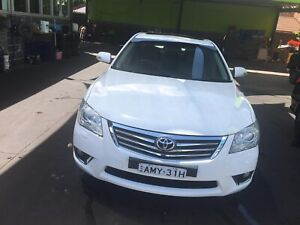Wanted: Toyota Aurion