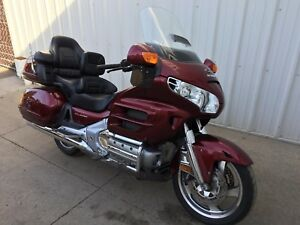2005 Honda GL1800A GoldWing ABS