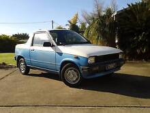 1986 Suzuki Mighty Boy auto - new seats, runs well, stand out! Morayfield Caboolture Area Preview