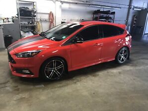 2016 Ford Focus Hatchback ST