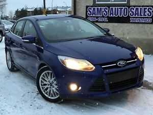2014 FORD FOCUS TITANIUM LOW KM MINT CONDITION