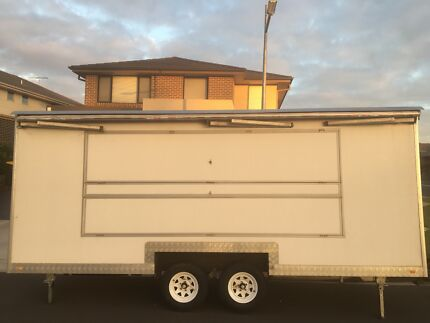 Food van for sale ( fully equipped )