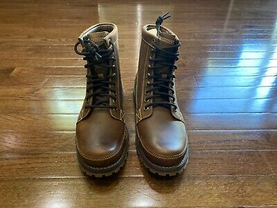 J.crew x timberland Earthkeeper boots size 8.5