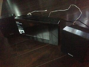 Sony Speakers and Home set
