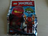 NEU /& OVP Lego Ninjago Minifiguren Ninja Limited Edition Polybag