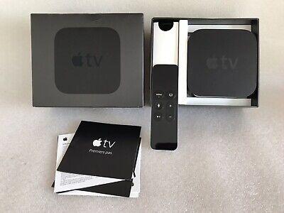 Apple TV 4th Generation 32GB HD Media Streamer A1625..