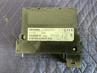 Allen Bradley 1756-if4fxof2f Fast Analog Combo 4 Input 2 Output