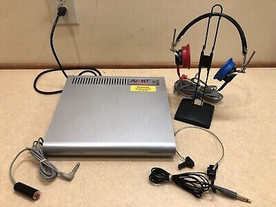 Medrx Avant Pc Based Audiometer With Software New Calibration